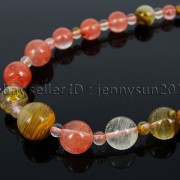 Handmade-Natural-Gemstone-Beads-412mm-Graduated-Adjustable-Necklace-Healing-282029478645-6e66