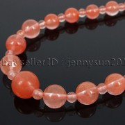 Handmade-Natural-Gemstone-Beads-412mm-Graduated-Adjustable-Necklace-Healing-282029478645-7bcd