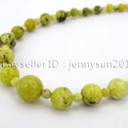 Handmade-Natural-Gemstone-Beads-412mm-Graduated-Adjustable-Necklace-Healing-282029478645-97c0