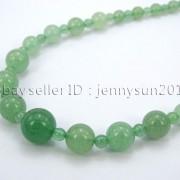Handmade-Natural-Gemstone-Beads-412mm-Graduated-Adjustable-Necklace-Healing-282029478645-9a5b
