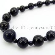 Handmade-Natural-Gemstone-Beads-412mm-Graduated-Adjustable-Necklace-Healing-282029478645-cc88