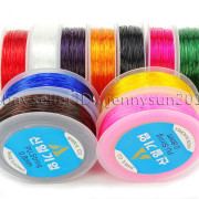 Korean-Strong-Stretchy-Elastic-Wire-Cord-Thread-For-Beading-Bracelet-Necklace-282231252572-2