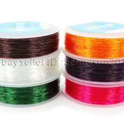 Korean-Strong-Stretchy-Elastic-Wire-Cord-Thread-For-Beading-Bracelet-Necklace-282231252572-3