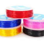 Korean-Strong-Stretchy-Elastic-Wire-Cord-Thread-For-Beading-Bracelet-Necklace-282231252572-4