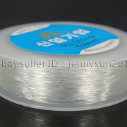 Korean-Strong-Stretchy-Elastic-Wire-Cord-Thread-For-Beading-Bracelet-Necklace-282231252572-f921