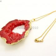 Large-Natural-Druzy-Quartz-Agate-Geode-Sliced-Pendant-Charm-Beads-Gold-Necklace-261851410079-96c2