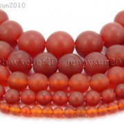 Matte-Red-Natural-Carnelian-Agate-Gemstone-Round-Beads-155-4mm-6mm-8mm-10mm-370776253661-2