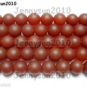 Matte-Red-Natural-Carnelian-Agate-Gemstone-Round-Beads-155-4mm-6mm-8mm-10mm-370776253661-4