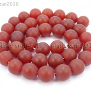Matte-Red-Natural-Carnelian-Agate-Gemstone-Round-Beads-155039039-4mm-6mm-8mm-10mm-370776253661-1a09