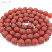 Matte-Red-Natural-Carnelian-Agate-Gemstone-Round-Beads-155039039-4mm-6mm-8mm-10mm-370776253661-5589