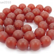 Matte-Red-Natural-Carnelian-Agate-Gemstone-Round-Beads-155039039-4mm-6mm-8mm-10mm-370776253661-99eb