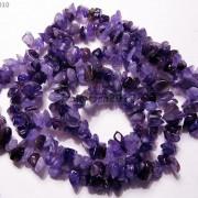 Natural-Amethyst-Gemstone-5-8mm-Chip-Beads-35-For-Bracelet-or-Necklace-Making-261265654116