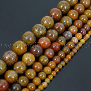 Natural-Aqua-Nueva-Jasper-Gemstone-Round-Spacer-Beads-15-4mm-6mm-8mm-10mm-12mm-282371506218-3