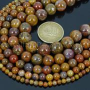 Natural-Aqua-Nueva-Jasper-Gemstone-Round-Spacer-Beads-15-4mm-6mm-8mm-10mm-12mm-282371506218-4