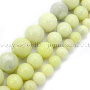 Natural-Australia-Butter-Jasper-Gemstone-Round-Beads-155-4mm-6mm-8mm-10mm-282395570742-2
