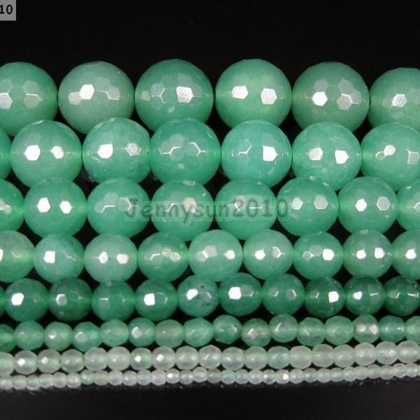 Natural-Aventurine-Gemstone-Faceted-Round-Beads-155-2mm-4mm-6mm-8mm-10mm-12mm-281217923104