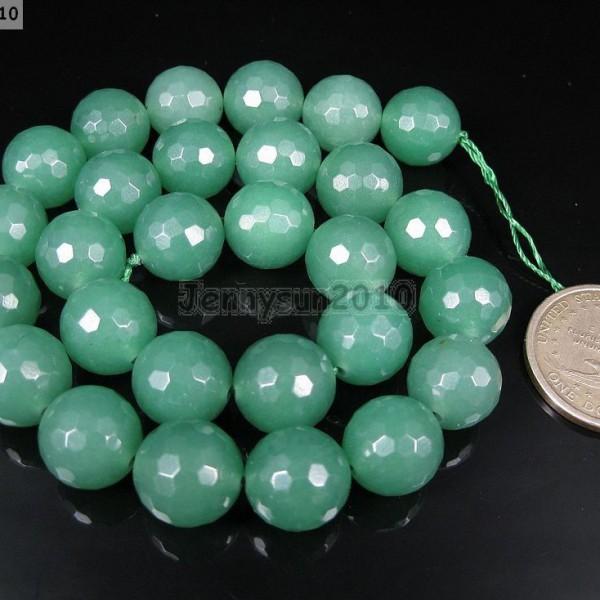 Natural Green Aventurine Stone Round Beads 15.5/'/' 2mm 3mm 4mm 6mm 8mm 10mm 12mm