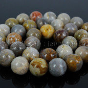 Natural-Bamboo-Leaf-Agate-Gemstone-Round-Beads-155-Strand-6mm-8mm-10mm-12mm-282075944527-3
