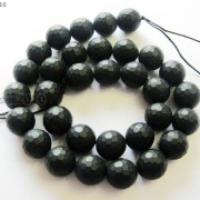 Natural-Black-Onyx-Gemstone-Faceted-Round-Beads-Matte-155039039-6mm-8mm-10mm-12mm-261298038707-325c