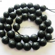 Natural-Black-Onyx-Gemstone-Faceted-Round-Beads-Matte-155039039-6mm-8mm-10mm-12mm-261298038707-a7f5