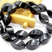 Natural-Black-Onyx-Gemstone-Swirl-Twisted-Drum-Beads-155-6mm-8mm-10mm-12mm-370954100492-2
