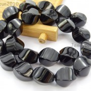 Natural-Black-Onyx-Gemstone-Swirl-Twisted-Drum-Beads-155039039-6mm-8mm-10mm-12mm-370954100492-69d4