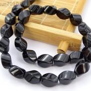 Natural-Black-Onyx-Gemstone-Swirl-Twisted-Drum-Beads-155039039-6mm-8mm-10mm-12mm-370954100492-9ea8