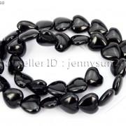 Natural-Black-Onyx-Gemstones-Heart-Beads-145039039-8mm-10mm-12mm-14mm-16mm-18mm-261357653018-58b7