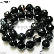 Natural-Black-with-Stripe-Onyx-Gemstone-Faceted-Round-Beads-155039039-6mm-8mm-10mm-261181200261-95ae