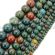 Natural-Blood-Stone-Gemstone-Round-Spacer-Beads-155-4mm-6mm-8mm-10mm-12mm-282323681030-2