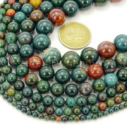 Natural-Blood-Stone-Gemstone-Round-Spacer-Beads-155-4mm-6mm-8mm-10mm-12mm-282323681030-3