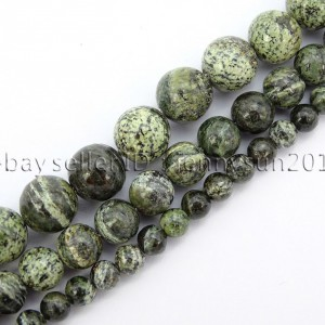 Natural-Brazil-Zebra-Jasper-Gemstone-Round-Beads-155-4mm-6mm-8mm-371587182394
