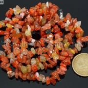 Natural-Carnelian-Gemstone-5-8mm-Chip-Nugget-Beads-35-Bracelet-Necklace-Design-370877466753-2