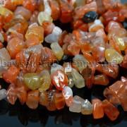 Natural-Carnelian-Gemstone-5-8mm-Chip-Nugget-Beads-35-Bracelet-Necklace-Design-370877466753-5