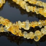 Natural-Citrine-Gemstones-Chip-Nugget-58mm-Beads-35-Bracelet-Necklace-Design-251071752422-10