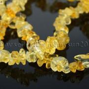 Natural-Citrine-Gemstones-Chip-Nugget-58mm-Beads-35-Bracelet-Necklace-Design-251071752422-11