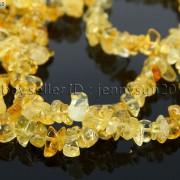 Natural-Citrine-Gemstones-Chip-Nugget-58mm-Beads-35-Bracelet-Necklace-Design-251071752422-12