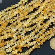 Natural-Citrine-Gemstones-Chip-Nugget-58mm-Beads-35-Bracelet-Necklace-Design-251071752422-5