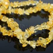 Natural-Citrine-Gemstones-Chip-Nugget-58mm-Beads-35-Bracelet-Necklace-Design-251071752422-9
