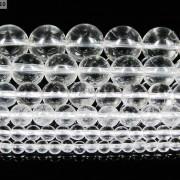 Natural-Crystal-Quartz-Rock-Gemstone-Round-Beads-15-3mm-4mm-6mm-8mm-10mm-12mm-281212094647