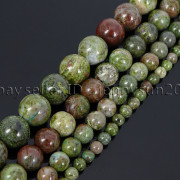 Natural-Cuprite-Jasper-Gemstone-Round-Loose-Spacer-Beads-15-4mm-6mm-8mm-10mm-282380645029-2