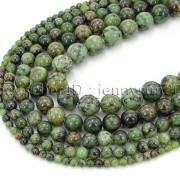 Natural-Dendrite-Green-Jade-Gemstone-Round-Spacer-Beads-155-4mm-6mm-8mm-10mm-371832288613-2