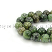 Natural-Dendrite-Green-Jade-Gemstone-Round-Spacer-Beads-155-4mm-6mm-8mm-10mm-371832288613-5