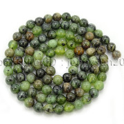Natural-Dendrite-Green-Jade-Gemstone-Round-Spacer-Beads-155039039-4mm-6mm-8mm-10mm-371832288613-297e