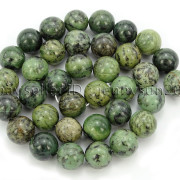 Natural-Dendrite-Green-Jade-Gemstone-Round-Spacer-Beads-155039039-4mm-6mm-8mm-10mm-371832288613-7bb3