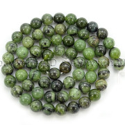 Natural-Dendrite-Green-Jade-Gemstone-Round-Spacer-Beads-155039039-4mm-6mm-8mm-10mm-371832288613-ead2