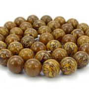 Natural-Elephant-Skin-Jasper-Gemstone-Round-Beads-155quot-6mm-8mm-10mm-12mm-282307207265-c862