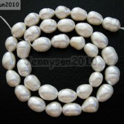 Natural-Freshwater-White-Pearl-Oval-Rice-Beads-15039039-6mm-7mm-8mm-9mm-10mm-11mm-370821939851-b0b5