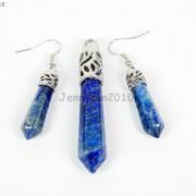 Natural-Gemstone-Healing-Hexagonal-Pointed-Reiki-Chakra-Pendant-and-Earrings-Set-371108649490-7340