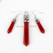 Natural-Gemstone-Healing-Hexagonal-Pointed-Reiki-Chakra-Pendant-and-Earrings-Set-371108649490-7ac8